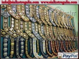 Masonic Golden Master Mason Chain collar