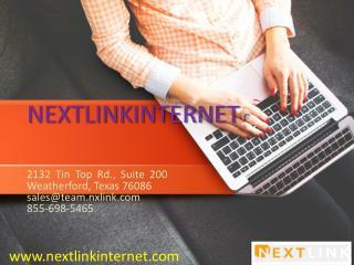 Texas Internet Providers