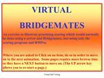 Virtual BM Testing