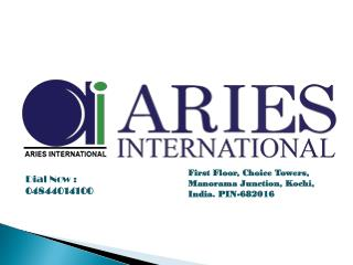 Aries International | Canadian Immigration Consultancy