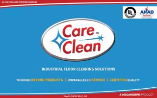 Industrial Floor Cleaning Chemical Products in India | CareClean