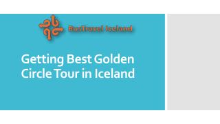 Getting Best Golden Circle Tour in Iceland