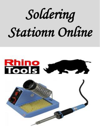Soldering Stationn Online