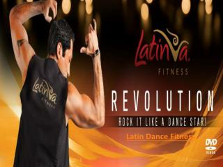 Latinva - Fitness Dance Certification Classes