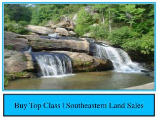Buy Top Class | Southeastern Land Sales