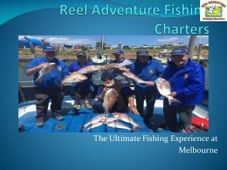 Fishing Westernport - Reel Adventure Fishing Charters