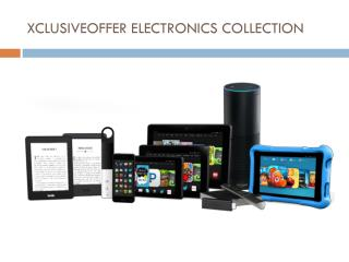 xclusiveoffer ELECTRONICS COLLECTION