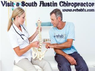 Visit a South Austin Chiropractor
