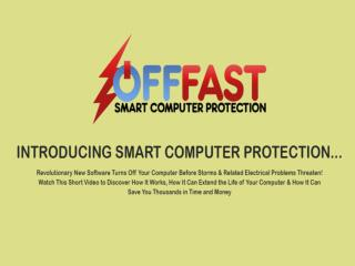 Off Fast Computer Protection Software