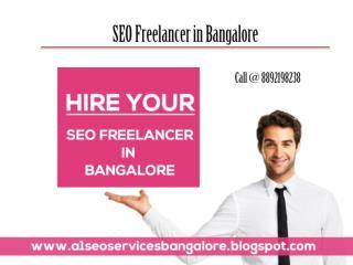SEO Freelancer Bangalore
