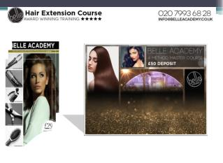 Hair Extension Courses Cardiff