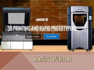 The Emerging Trend Of 3d Printing Companies in New Jersy area of USA