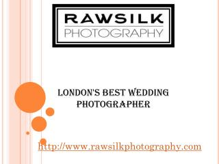 London's Best Wedding Photographer