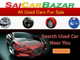 Affordable Car Bazzar in India for Selling Old Cars