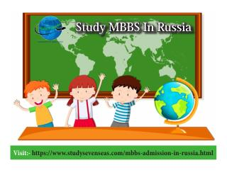MBBS in Russia, Admission Process, Fee Structure for Indian Students