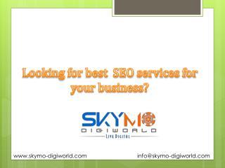 Best seo company in Pune,SEO, Internet Marketing, |Skymo Digiworld