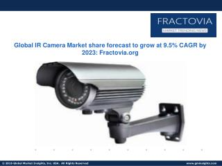 Infrared Camera Market share to exceed of $6.82bn by 2023