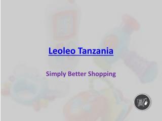 Online baby care products Tanzania - leoleo