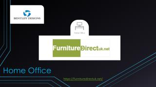 Bentley Design Home Office Furniture Direct UK