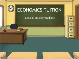 JC Economics Tuition
