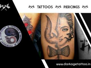 Tattoo artist in Bhubaneswar | Darkagetattoo