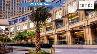 AMB Selfie Street Sector 92 of Gurugram Call 9953592848