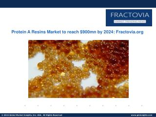 Protein A Resins Market to surpass $900mn by 2024