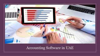 Accounting Softwares in UAE
