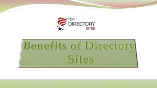 Best Free Directory Sites List