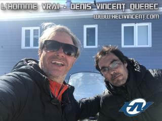 l'homme vrai - Denis Vincent Quebec