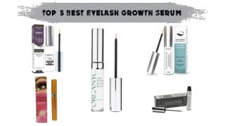 Best Eyelash Growth Serum 2017