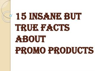 Promotional Products - Best Way to Promote Your Business