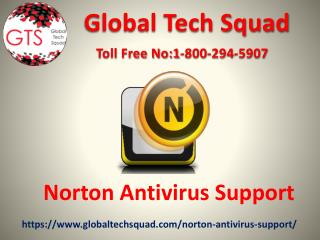 Norton Antivirus Support Login Toll-Free:1-800-294-5907