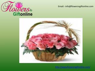 Beautiful Flowers Gift Online
