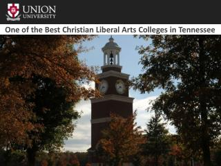 One of the Best Christian Liberal Arts Colleges in Tennessee