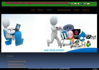 Arihant Webtech Offers High End Web Development Services in Paris