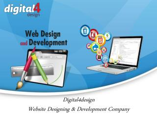Get Innovative And Creative Website By Web Design Company