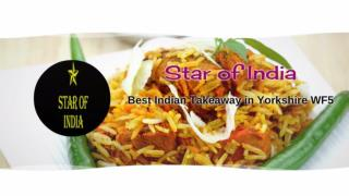 Star of India Best Indian Takeaway in Ossett West Yorkshire WF5