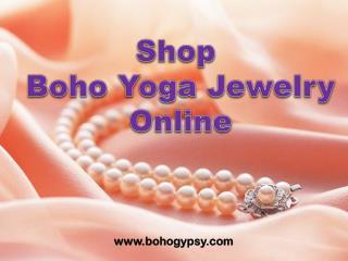 Boho Yoga Jewelry Online | Boho Gypsy