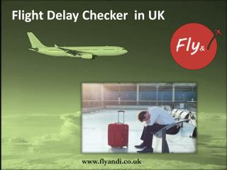 Flight Delay Compensation Checker in Uk