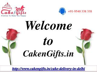 CakenGifts.in | King of Cake and Flowers
