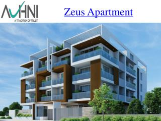 Zeus Apartment Bangalore
