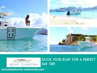 St maarten excursions | boatcharter-saintmartin