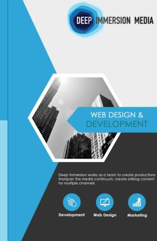 Creative Service Agency | Web Design & Developmnet Services | USA