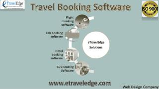 Travel booking software in India