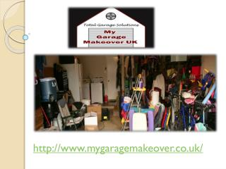 Garage Refurb London