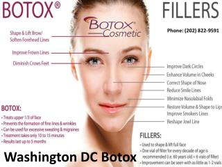Washington DC Botox
