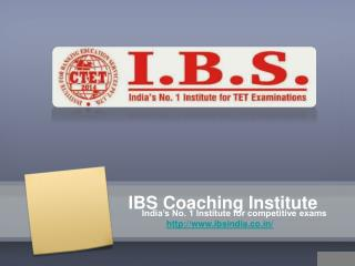 IBS Institute in Chandigarh