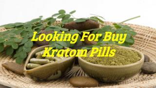 Best Online Store To Buy Kratom Pills