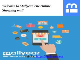 online shopping mall USA